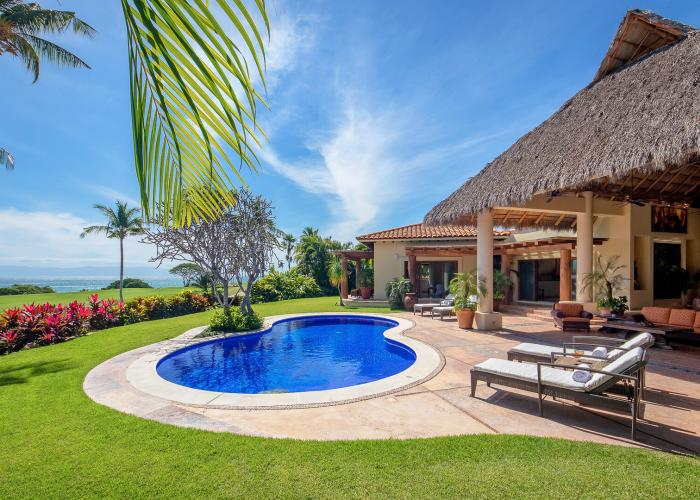 La Villa Bella,Lagos del Mar Punta Mita, Mexico