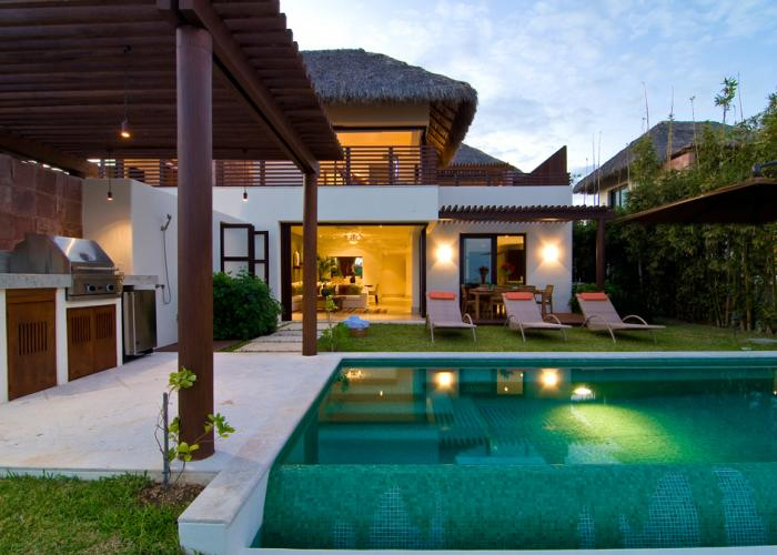 Villa Jade is a stunning Porta Fortuna villa incorporating private space with five star amenities. 4,000 square feet of indoor and outdoor space combine with luxurious design finishings. Guests enjoy a private beach club, room service, private concierge, private chef and cleaning staff. Villa Jade includes three bedrooms and four bathrooms each...